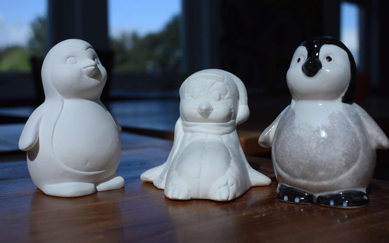 Assorted Penguins