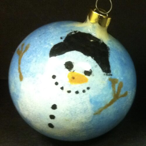 lockdown bauble